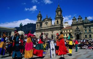 Bogotá`s tourism represents 29.1% of Colombia's tourism activity 21
