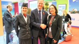 Caribbean Tourism Recovery Fund: British Airways donates 25,000 Pounds 12
