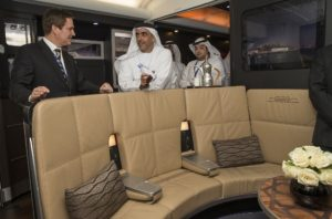 Royalty loves Etihad Airways new aircrafts 1