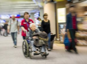 FAA outlines requirements for airport access by individuals with disabilities 1