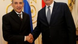 Qatar Airways Group Chief Executive Akbar Al Baker meets Governor of St. Petersburg 10