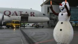 Qatar Airways launches inaugural flight to its second destination in Russia 54