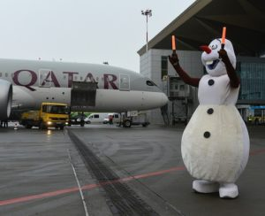 Qatar Airways launches inaugural flight to its second destination in Russia 1