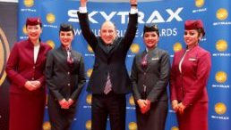 An award-winning year: Qatar Airways sweeps international awards ceremonies 47