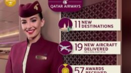 Qatar Airways celebrates successful year of expedited global expansion 43