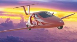 World's first flying sports car prepares for take off in 2018 18