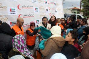 Etihad Airways reaches out to Syrian refugee children 30