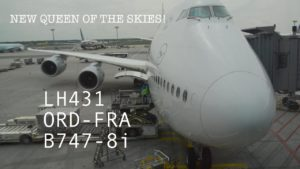 Lufthansa's 747 captain quick decision may have saved a life today 36
