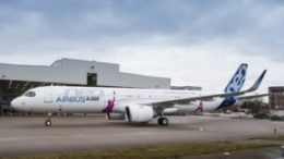 Airbus rolls out first A321neo ACF 2