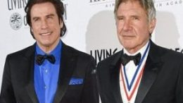 Harrison Ford and John Travolta to honor newest inductees in Living Legends of Aviation 37