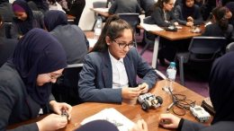 Heathrow joins women power STEM Challenge launch 14