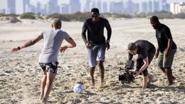 New York City FC takes on Abu Dhabi in 24 hours with Etihad Airways 5