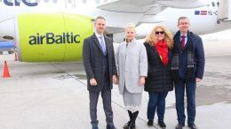 airBaltic's new travel experience bound for Budapest 36