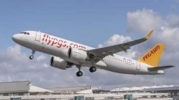 Pegasus Airlines reports double-digit growth in 2017 25