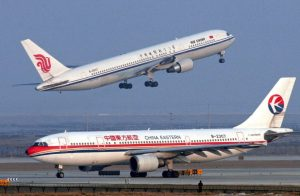 Europe set to benefit from increasing Chinese air travel