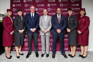 Qatar Airways becomes platinum partner of football giant FC Bayern München AG