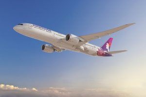 Hawaiian Airlines orders 10 Boeing 787-9 jets