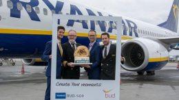 Ryanair continues summer season surge at Budapest Airport 9