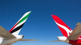 Green light for Partnership with Emirates and Qantas 26