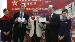 March 25 proclaimed the Hong Kong Airlines Day in San Francisco 19