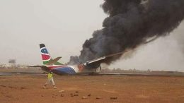 Wau Airport re-opens after Ultimate Aviation cargo plane crash 15