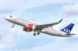 SAS orders 35 Airbus A320neo Family aircraft