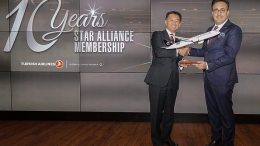 Turkish Airlines celebrates 10th anniversary of its Star Alliance membership 2