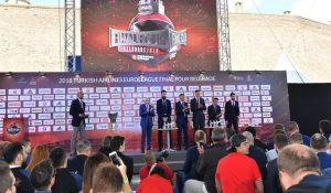 2018 Turkish Airlines EuroLeague Final Four kicks off in Belgrade