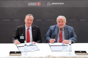 Boeing and Turkish Technic sign  Global Fleet Care Supplier Agreement