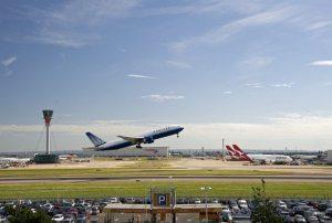 Record Cargo at London Heathrow Airport