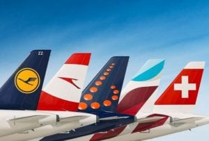 Lufthansa Group: 12.9 million passengers in May 2018