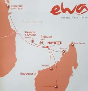 Mayotte tourism in for a game-changer with EWA AIR