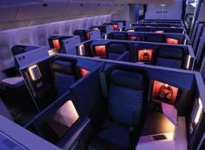 Delta Air Lines rolls out first refreshed 777-200ER