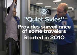 CAIR to challenge TSA's Quiet Skies program