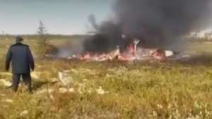Russian helicopter crash in Siberia kills all 18 people on board