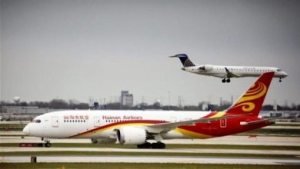 Beijing and Paris: Hainan Air and Aigle Azur started codeshare