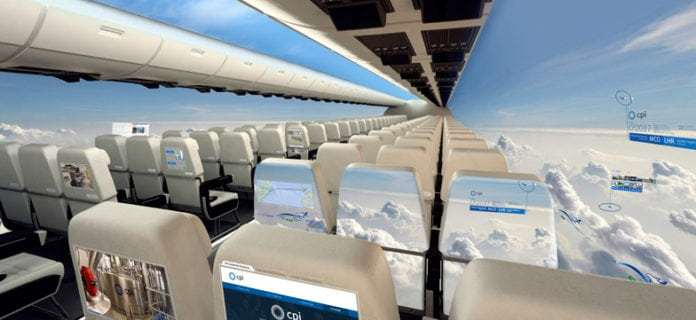 Trends for the aircraft cabin: We want your ideas! 1