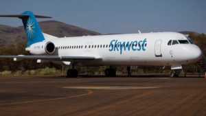 SkyWest Airlines and ExpressJet Airlines combined reports for August 2018