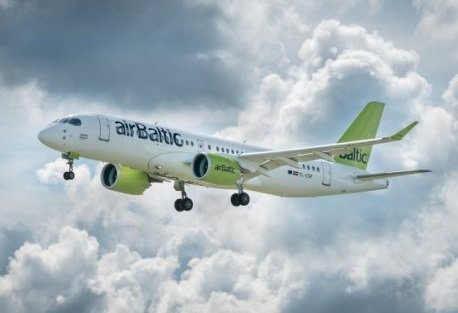 Airbus' A220 embarks on a world demonstration tour 1