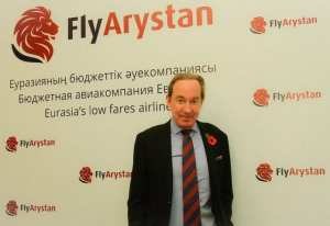 Air Astana to launch a low cost airline in the first half of 2019