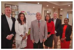 Air Seychelles and Seychelles Tourism Board hosts joint media conference in South Africa