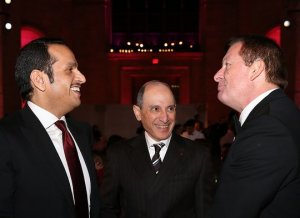 Qatar Airways celebrates 10 years of New York service with VIP gala dinner