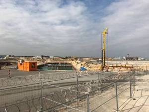 FRAPORT Airport Tour with a Focus on Terminal 3 Construction Project