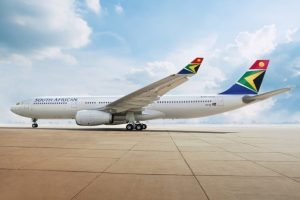 South African Airways boosts its US-Ghana service