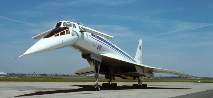 Russia announces new supersonic passenger plane project 10