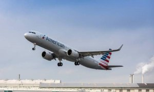 American Airlines takes delivery of its first Airbus A321neo