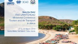 First UNWTO/ICAO Ministerial Conference on Tourism and Air Transport in Africa 32