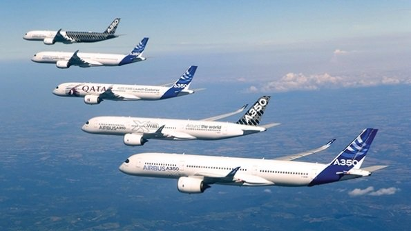 Airbus delivers 49 aircraft to 33 customers in February 1