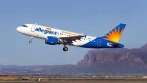 Allegiant Air to offer scheduled service to Mexico