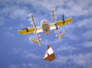 FAA awards first air carrier certification to commercial drone delivery firm